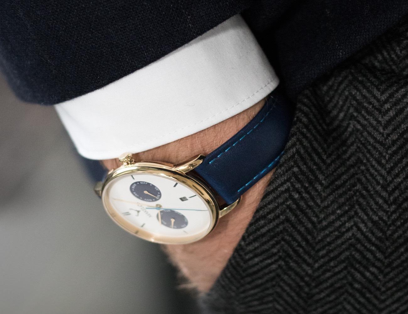 MAKELOS Dandyline Automatic Watches