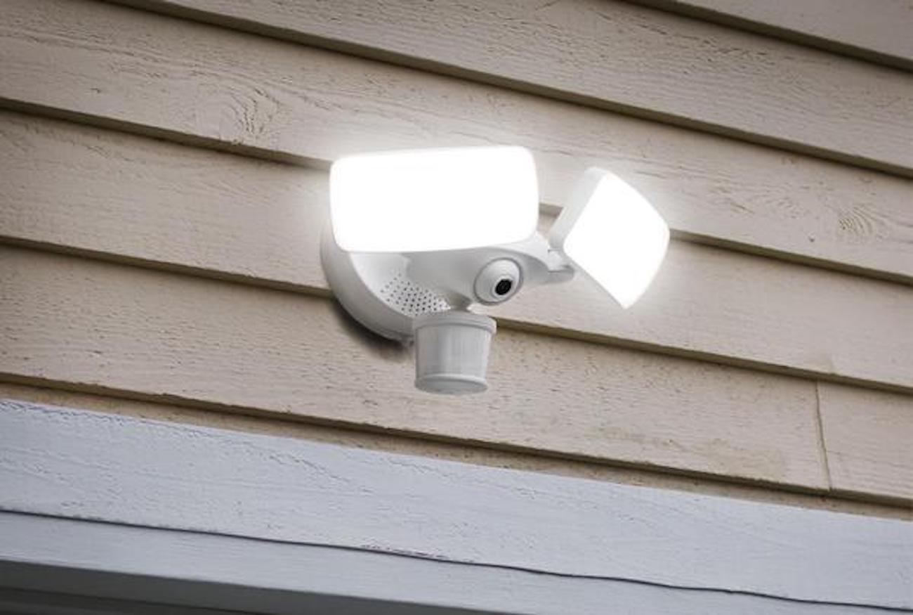 Maximus Amazon Alexa Camera Floodlight