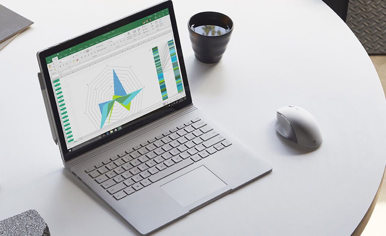 Microsoft PixelSense Surface Book 2