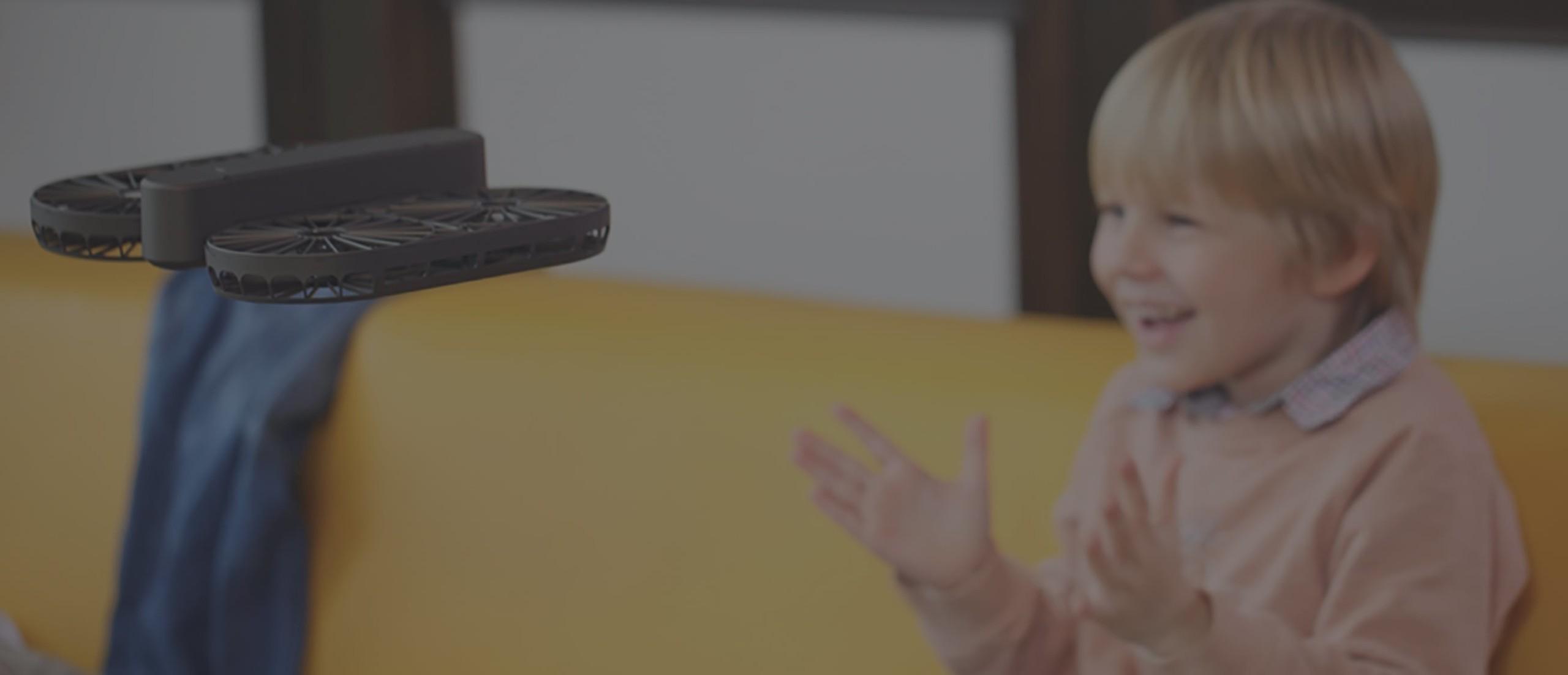Moment Foldable 4K Camera Drone