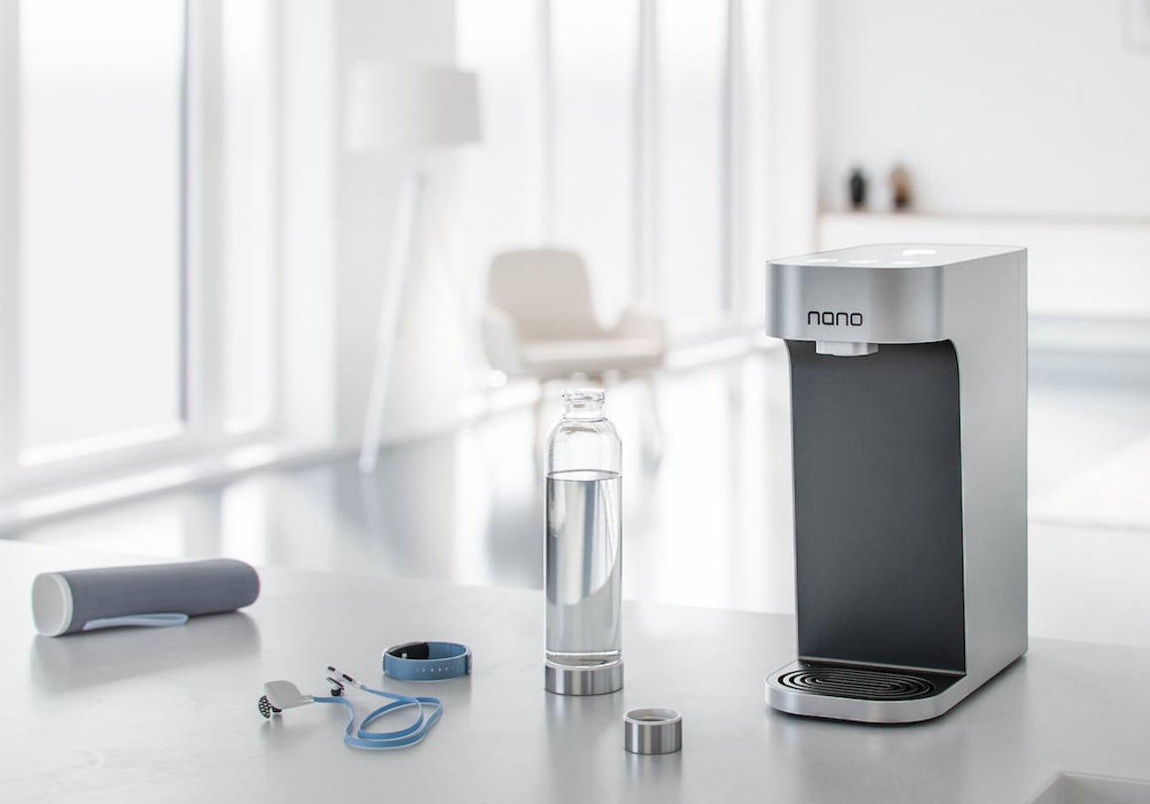 Nano Smart Water Dispenser