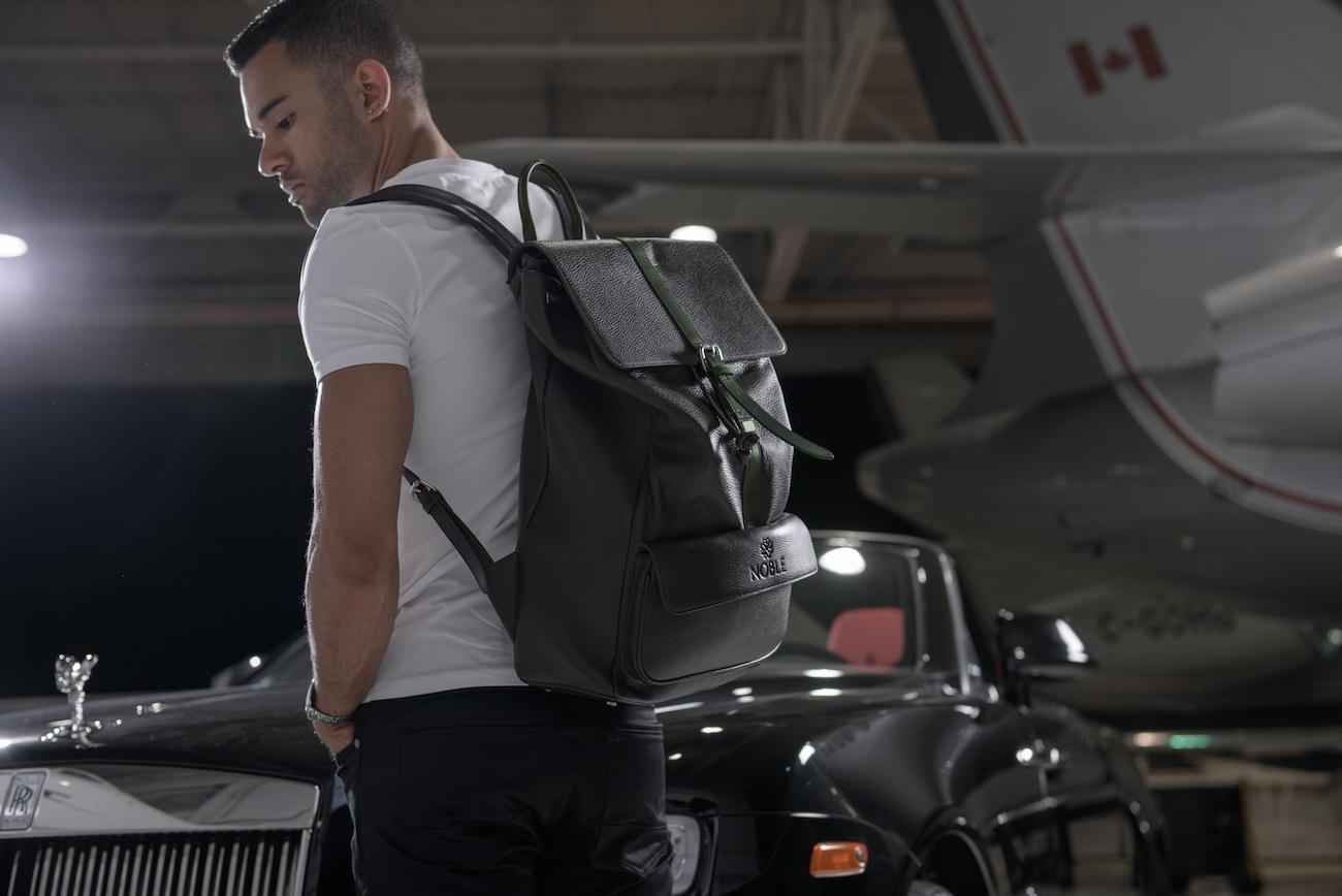 Noblemen Luxury Leather Bags For Men