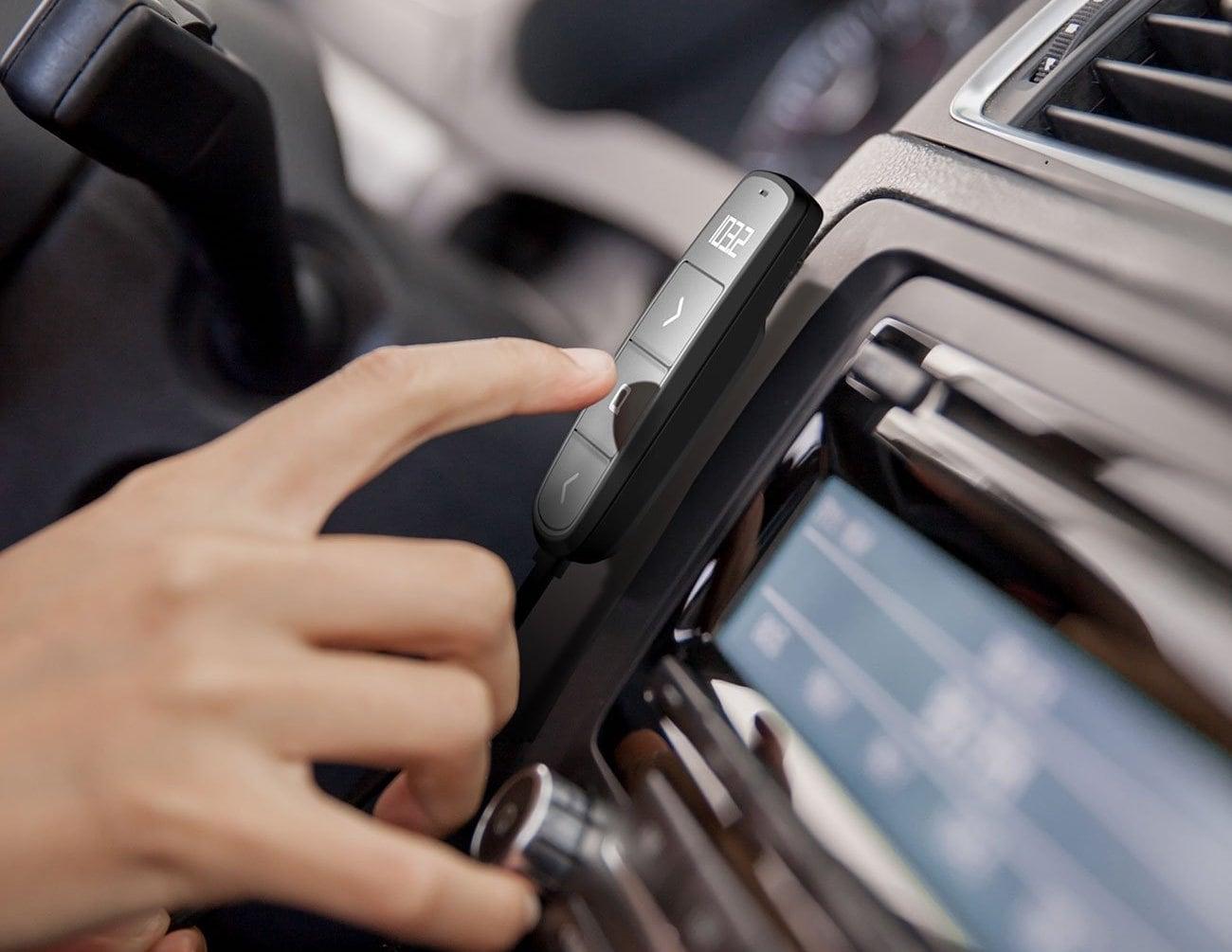 Nonda Zus HD Car Music Adapter