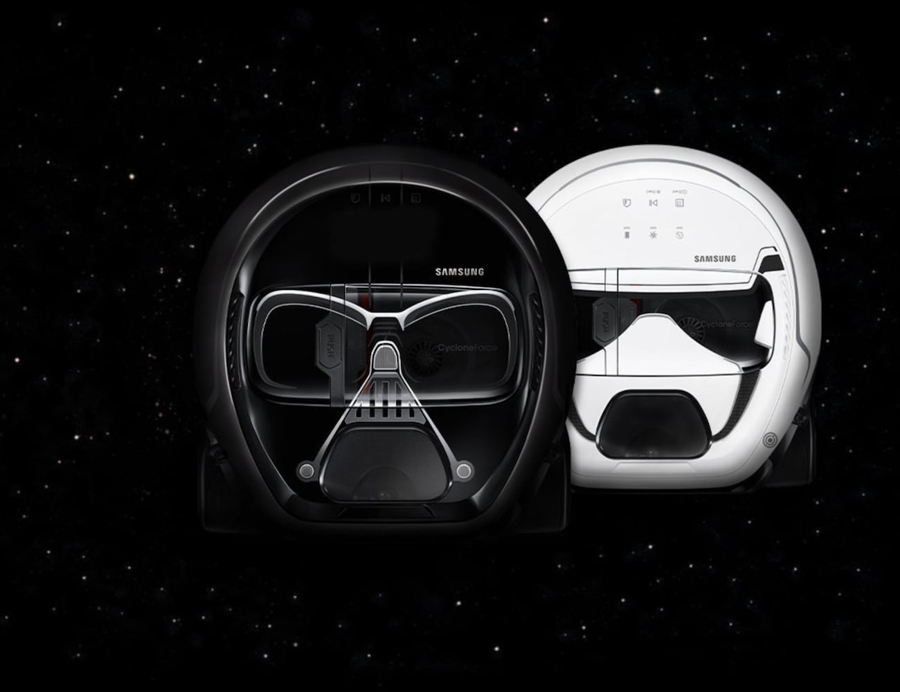 POWERbot Star Wars Robot Vacuum