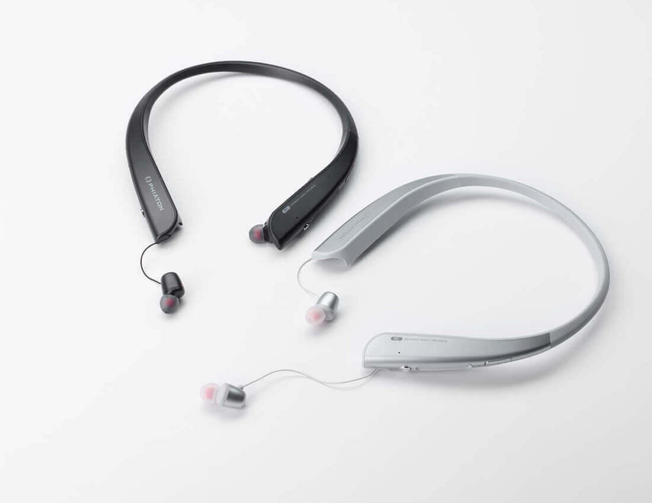 Phiaton BT 150 Wireless Headphone Neckband