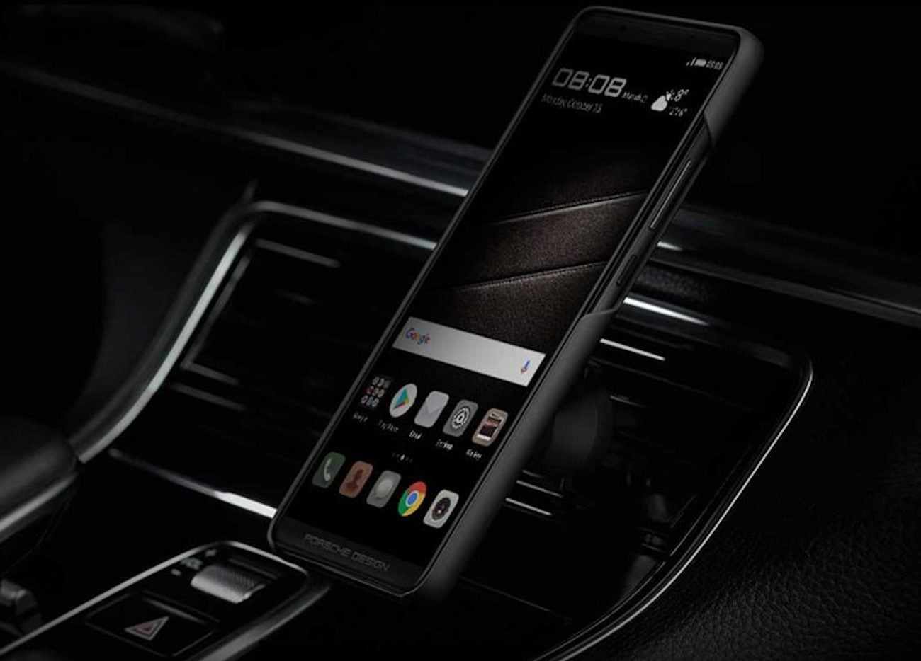 A Smartphone That Will Make Your Luxury Car Jealous