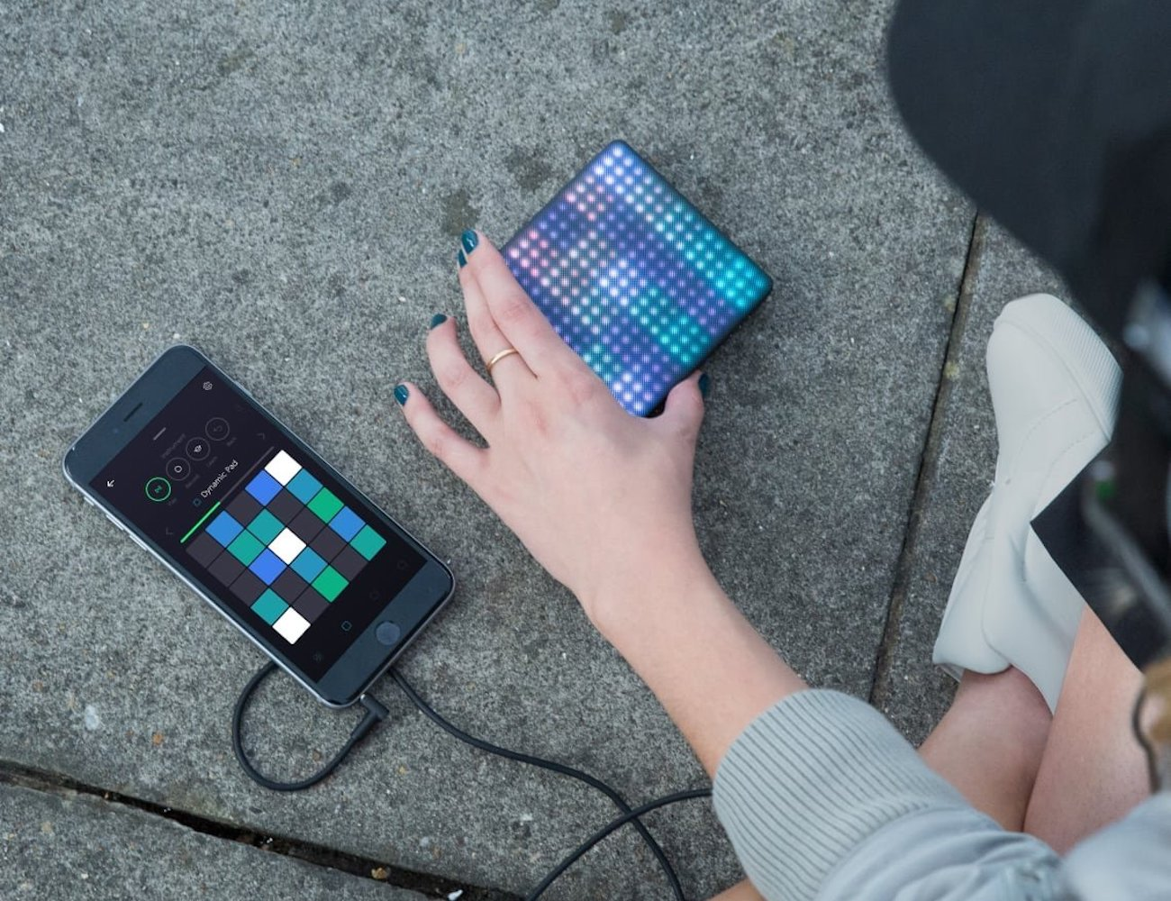 ROLI+Lightpad+Block+M+Super+Sonic+Surface