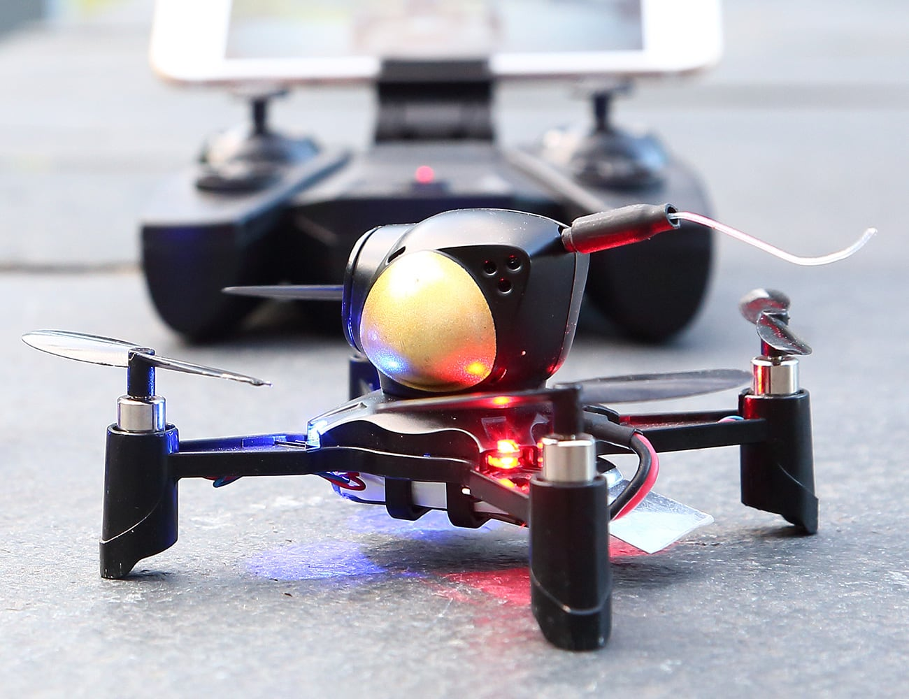 Rockee DIY Infrared Athletic Battle Drone