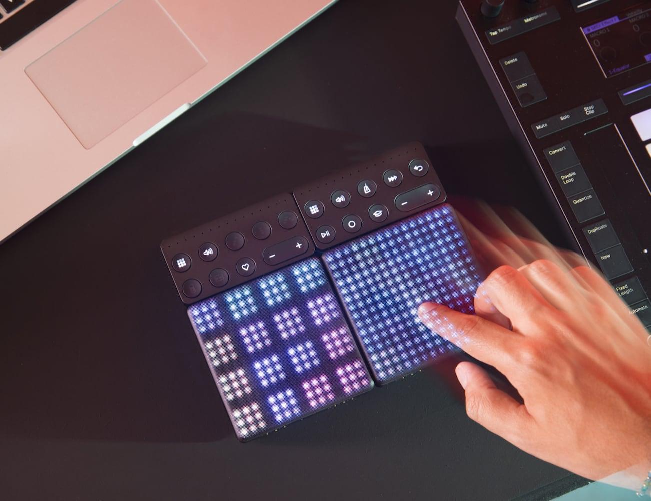 ROLI Lightpad Block M Super Sonic Surface