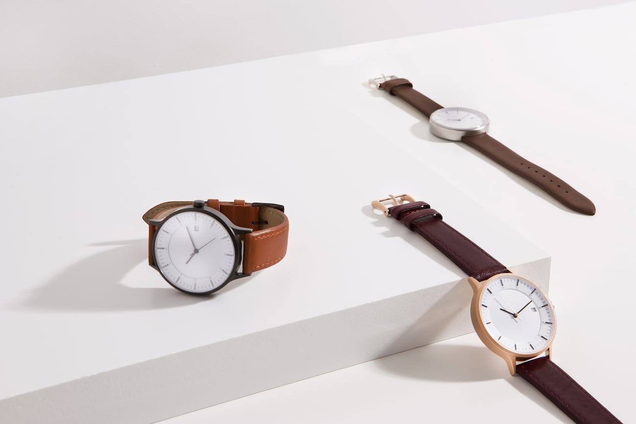 Series Shibui Timeless Minimalist Watches