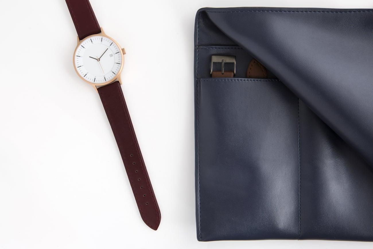 Series Shibui Timeless Minimalist Watches