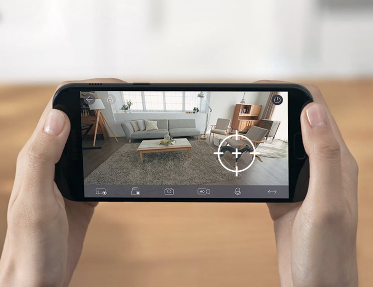 SmartCam A1 Night Vision Security Camera