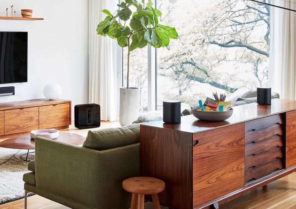 Sonos+One+Amazon+Alexa+Smart+Speaker