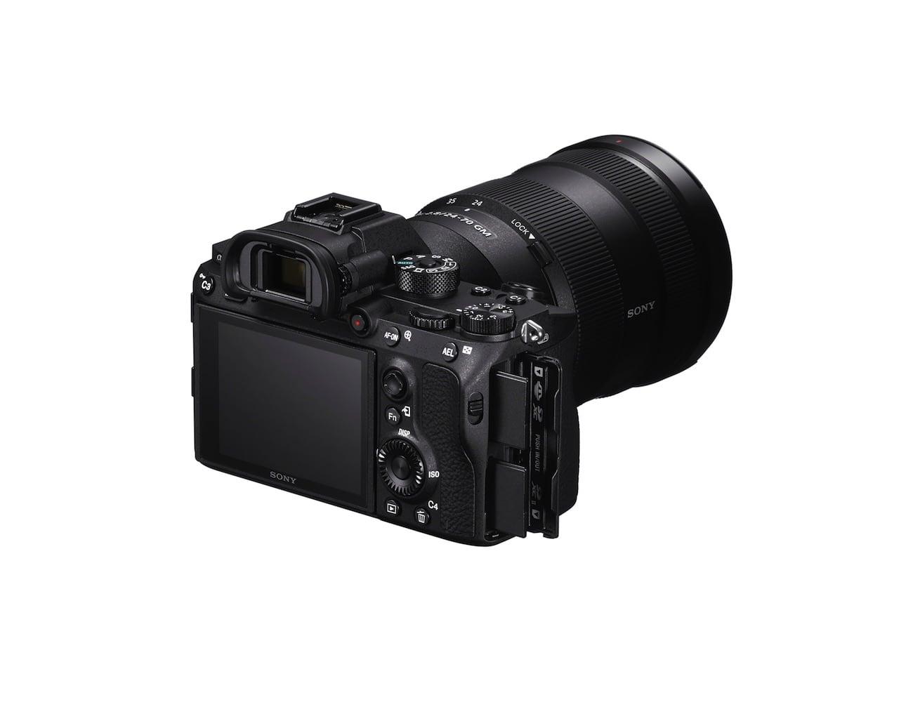 Sony A7R III Full Frame DSLR