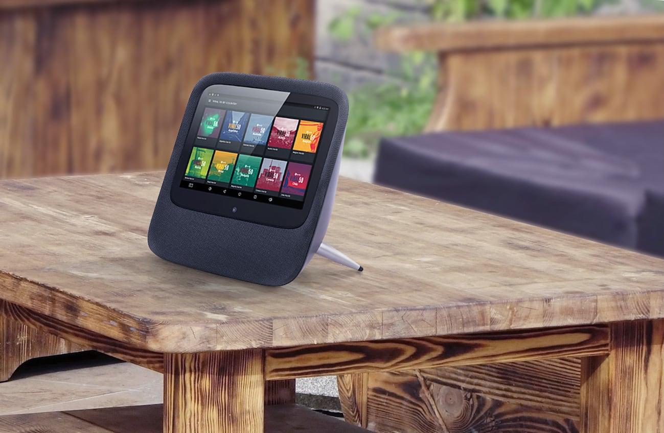 Spark+Hi-Fi+Smart+Speaker+Hub