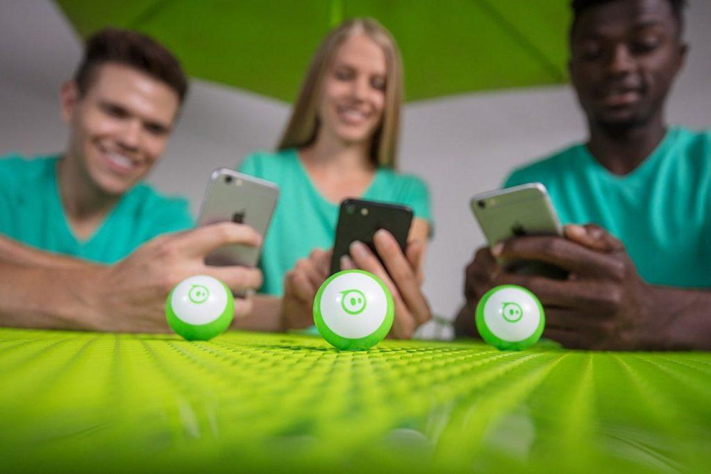 Sphero+Mini+App-Enabled+Robotic+Ball