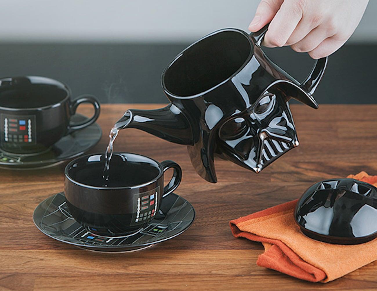 Star Wars Darth Vader Teapot Set