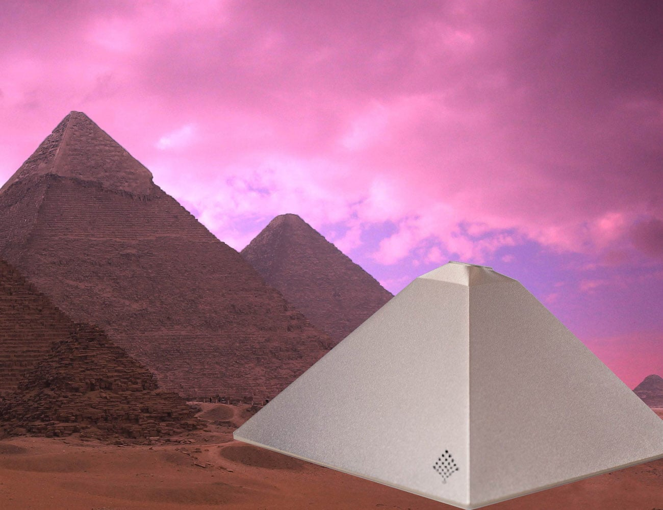 The Great Pyramid Dock