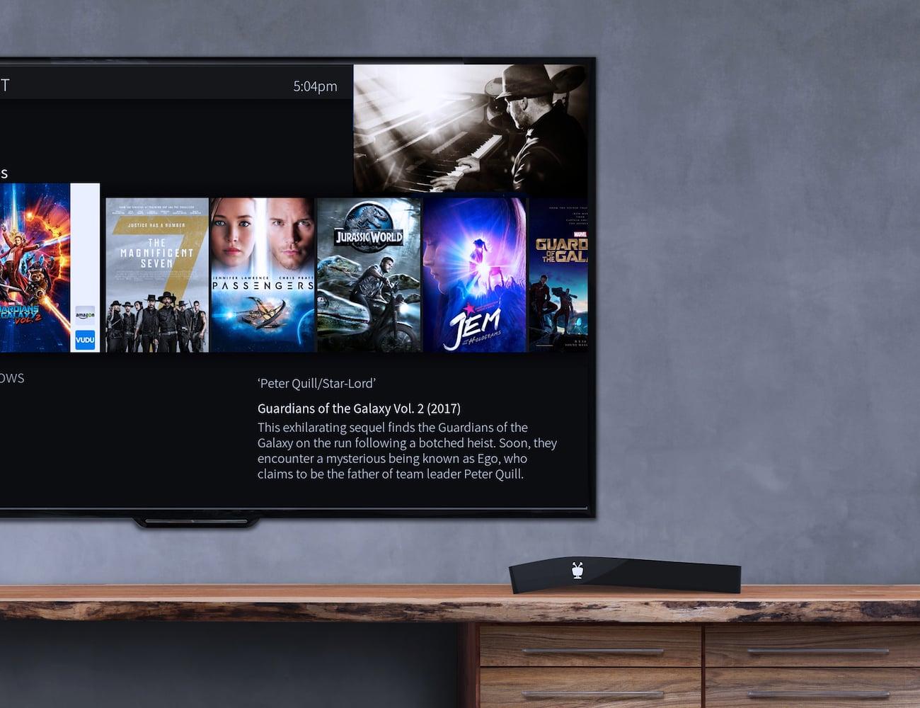 TiVo Bolt Vox DVR with Voice Control