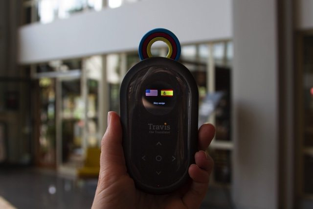 Travis 80-Language Personal Translator