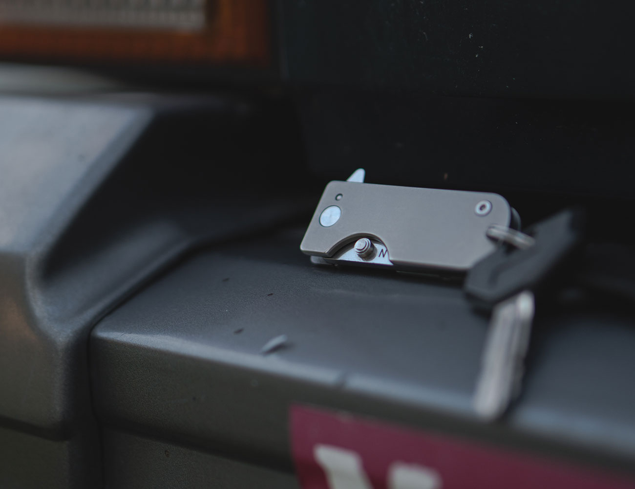 WESN Micro Blade EDC Pocket Knife