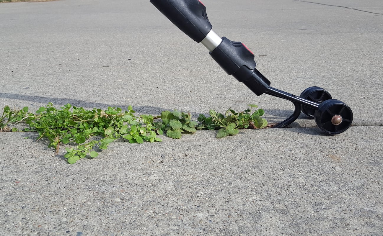 Weed Snatcher Crevice Weeding Tool