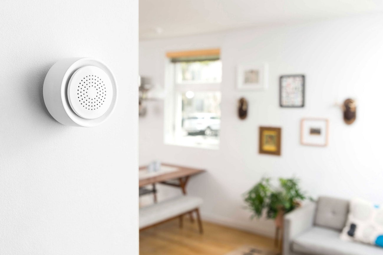 Wink Lookout Smart Home Security Suite