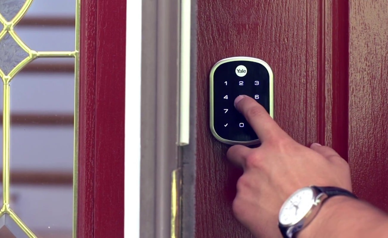 Yale+Assure+Lock+Slim+Touchscreen+Deadbolt