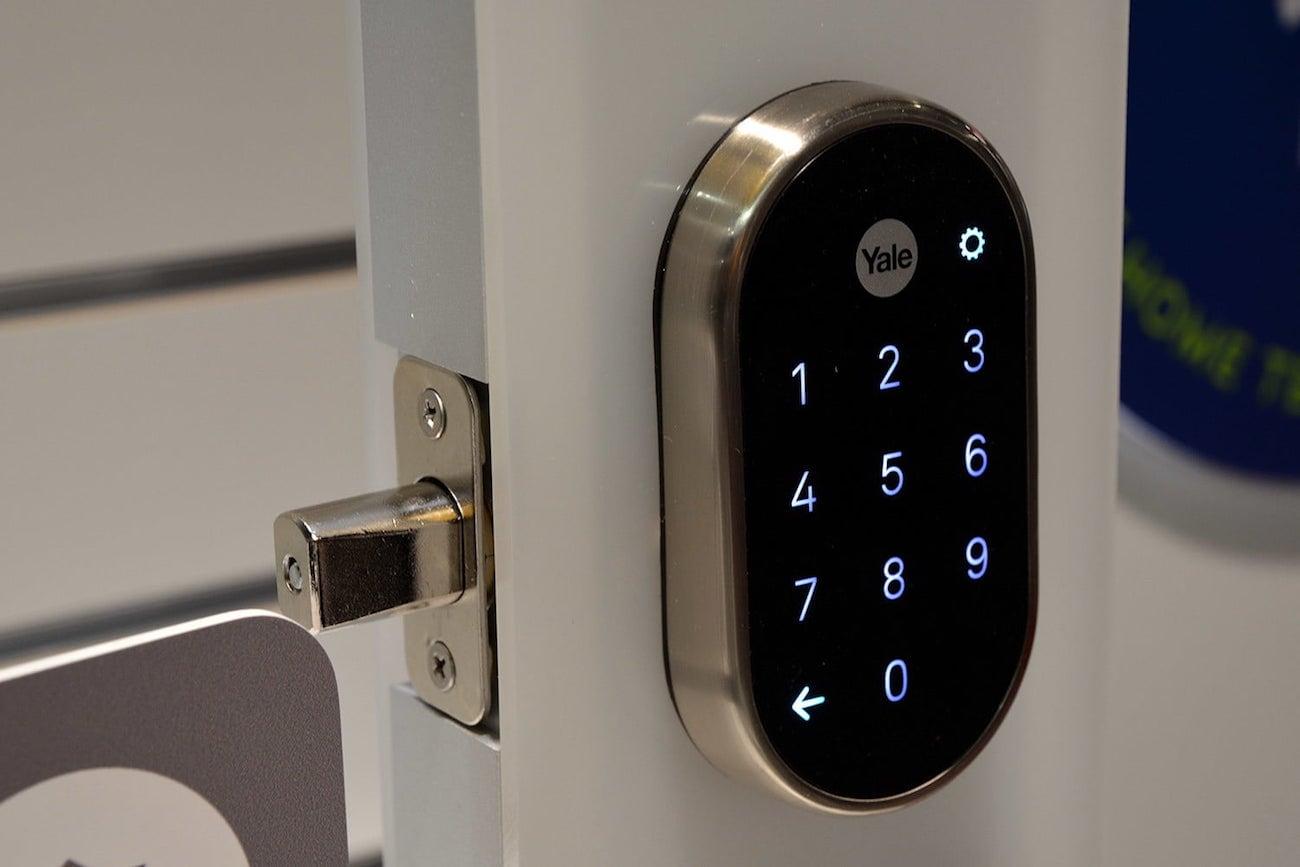 Yale Assure Lock Slim Touchscreen Deadbolt 187 Gadget Flow