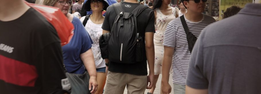 Feel Secure on the Move with the Freedom Pack Anti-Theft Backpack