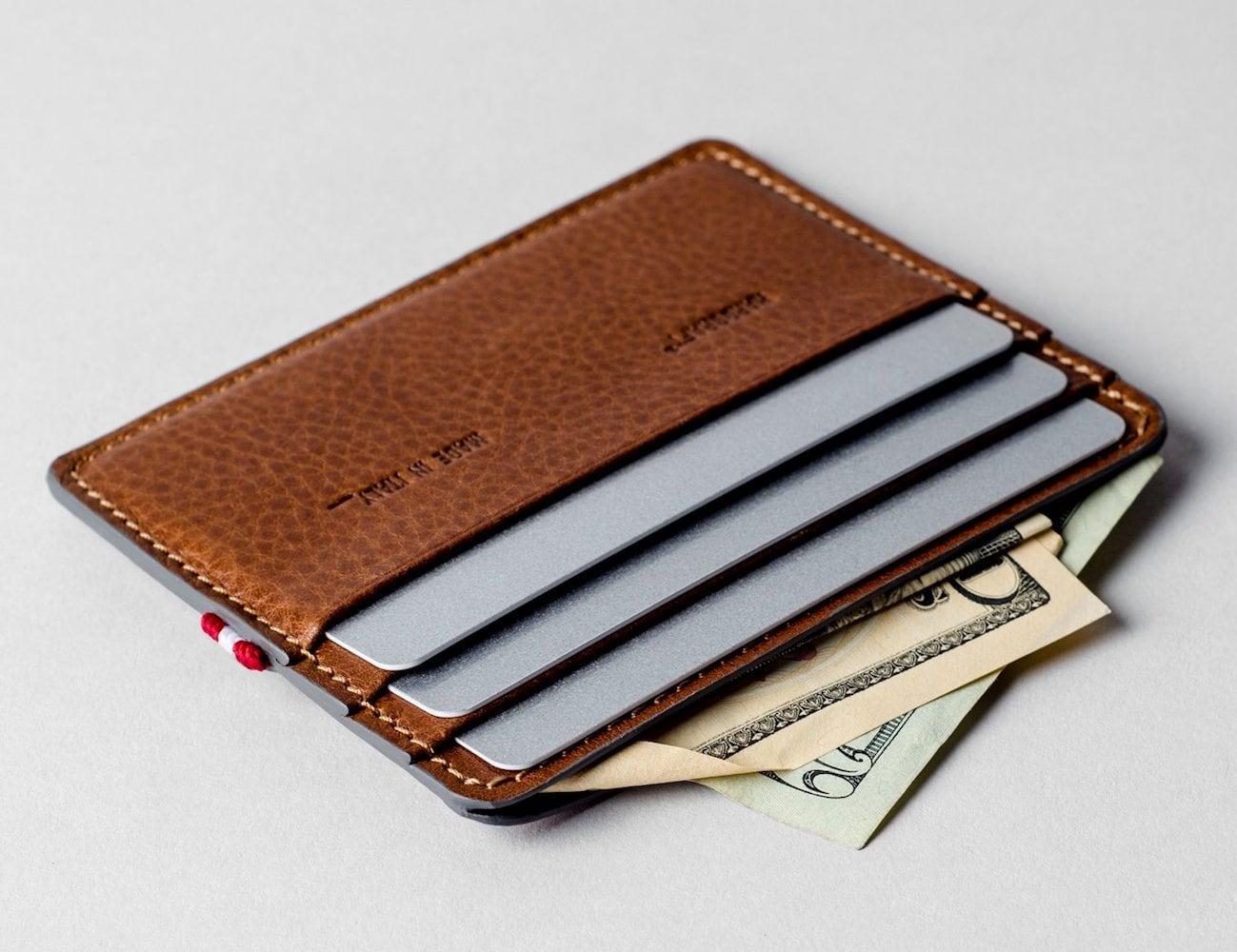 hardgraft 3card case cardholder - Card Holder