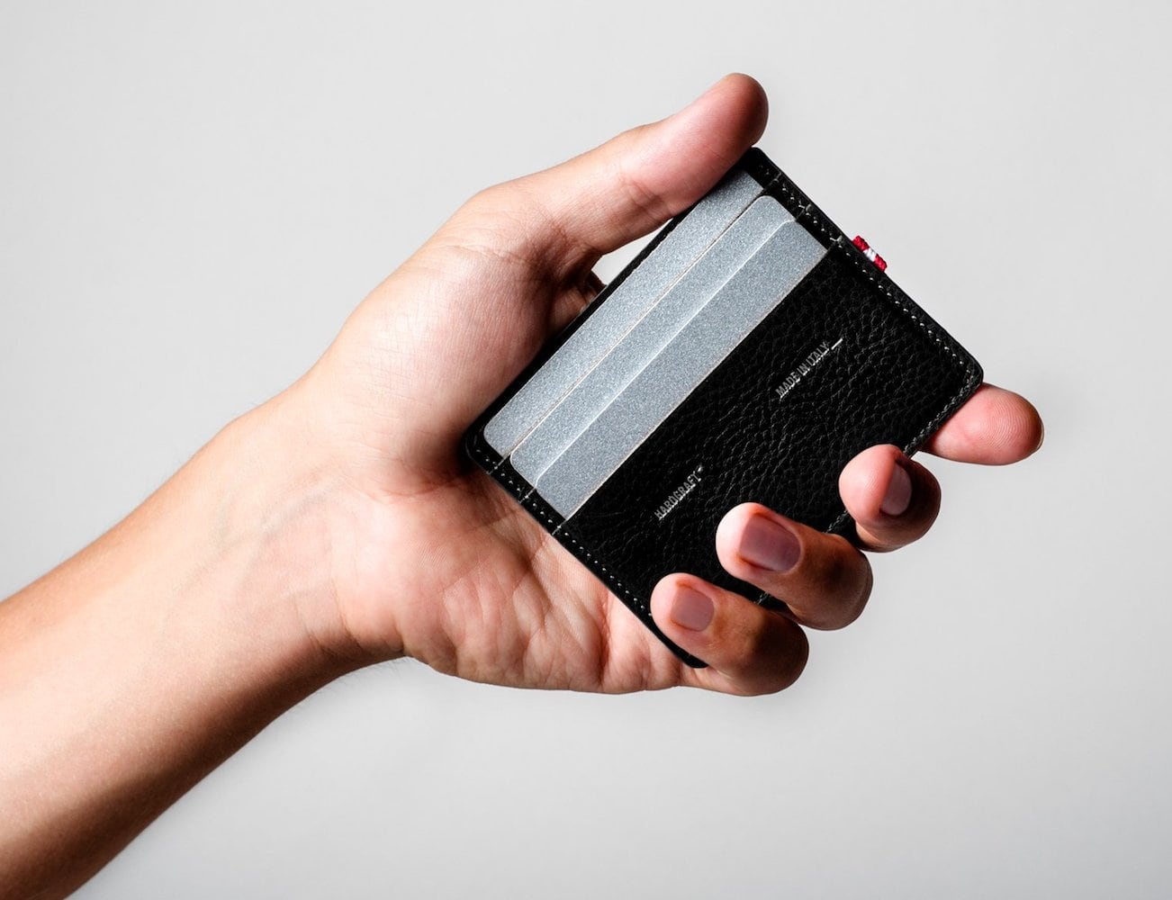 hardgraft 3Card Case Cardholder
