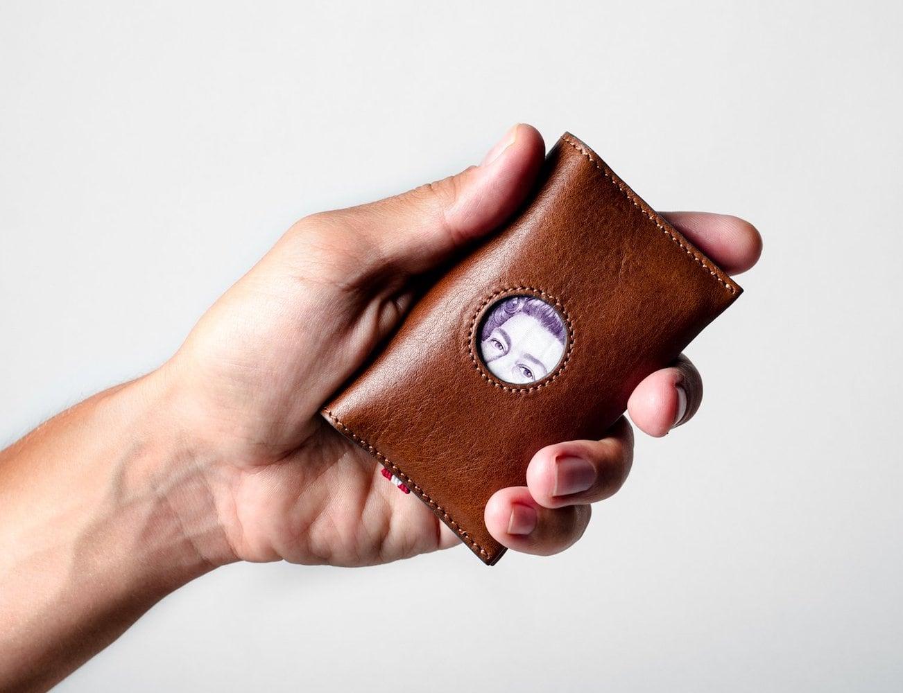hardgraft Capable Leather Card Case