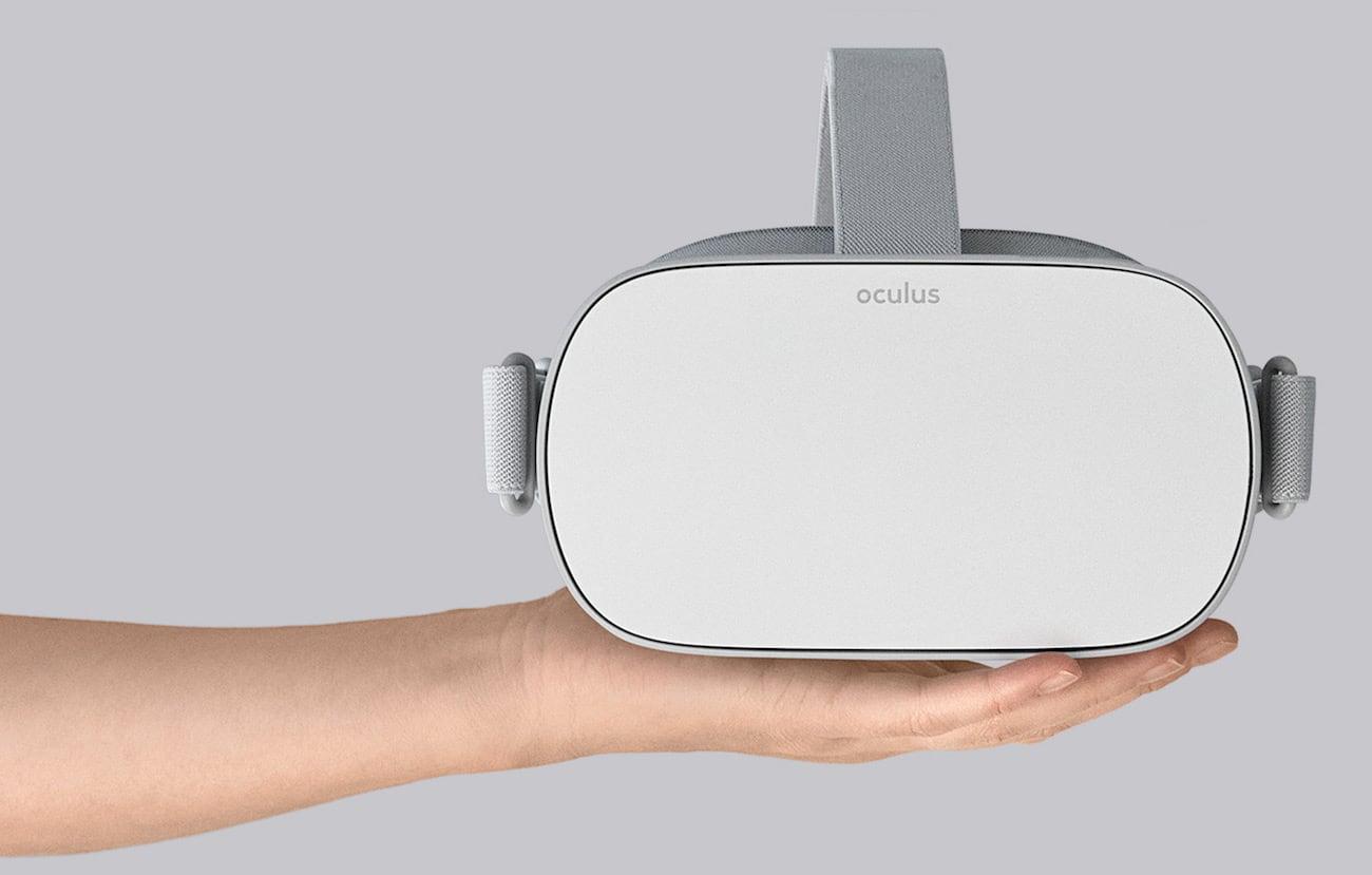 Oculus Go Wireless VR Headset