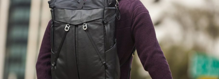 The Innovative Frenchie Speed Backpack Is All About Quick Access