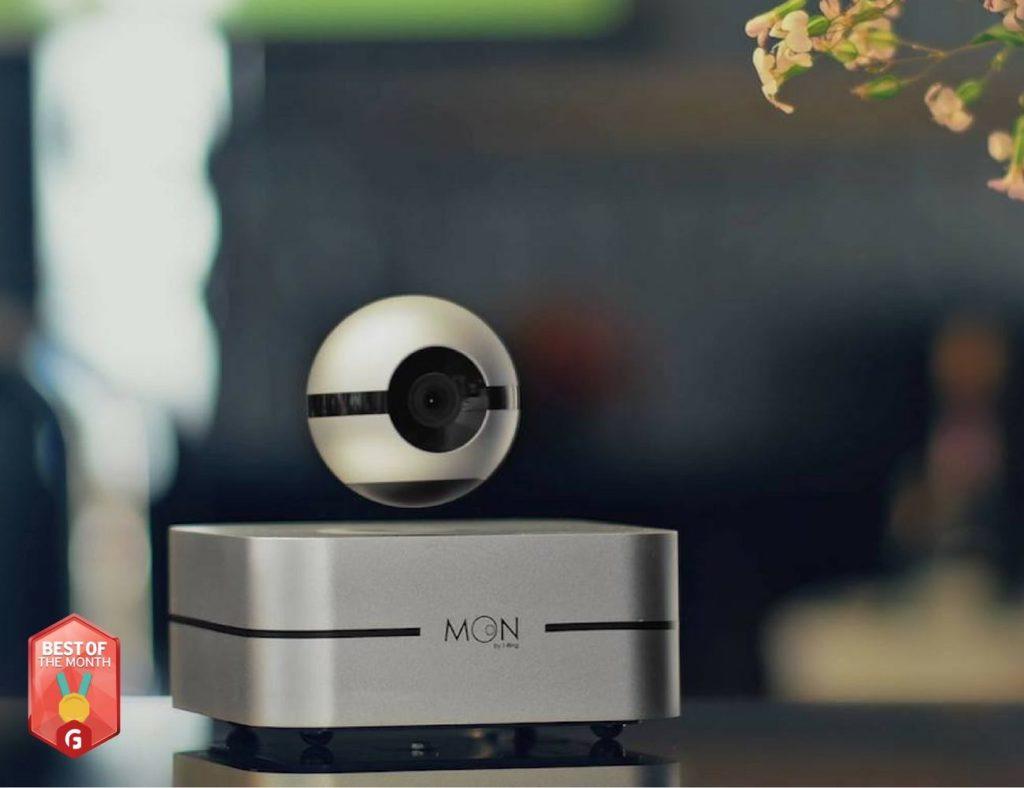 Levitating Smart Camera