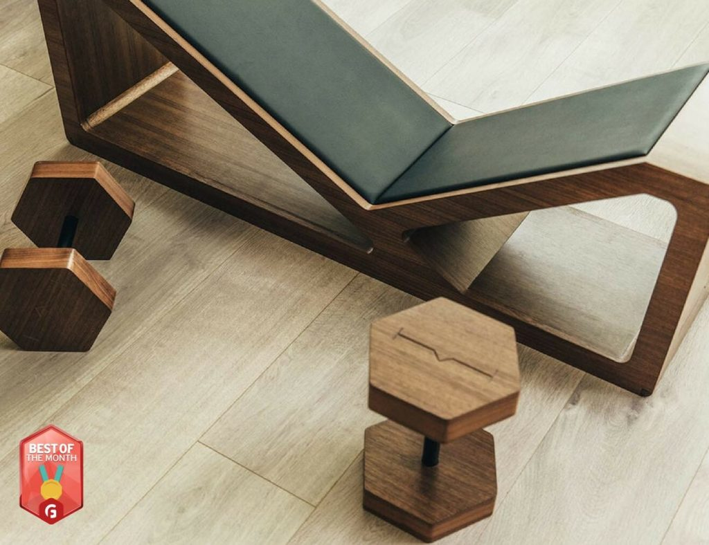 Multifunctional Wood Fitness Furniture