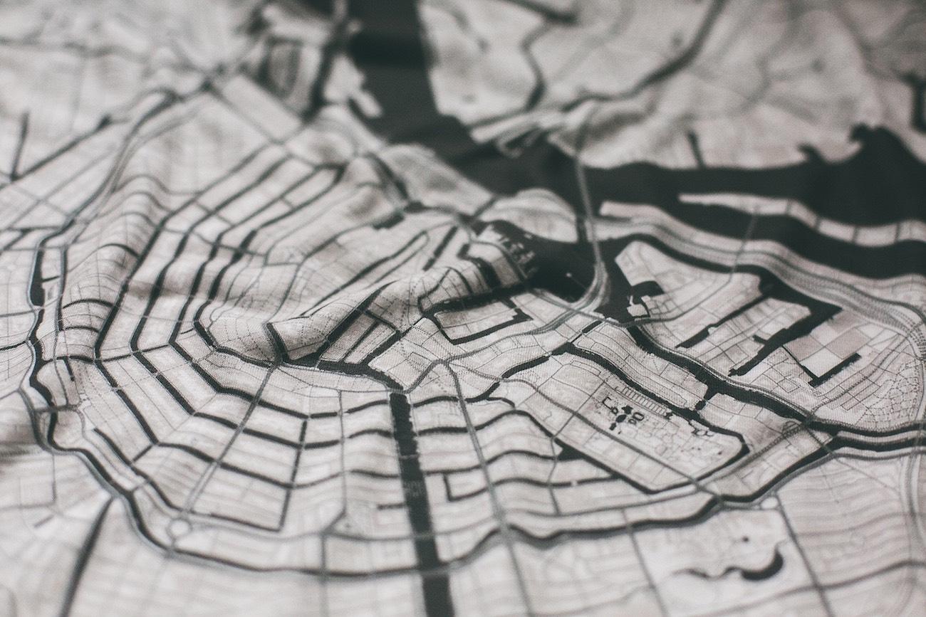 Citee City Maps T-Shirts