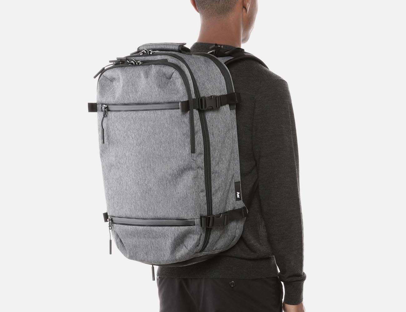 Aer Carry-On Travel Pack Backpack » Gadget Flow