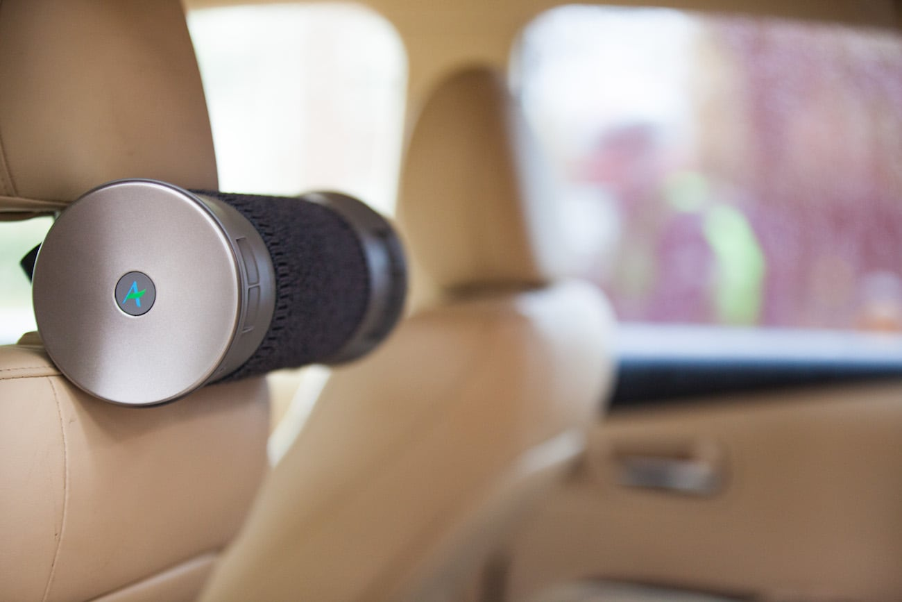 Airbubbl In-Car Air Cleaner