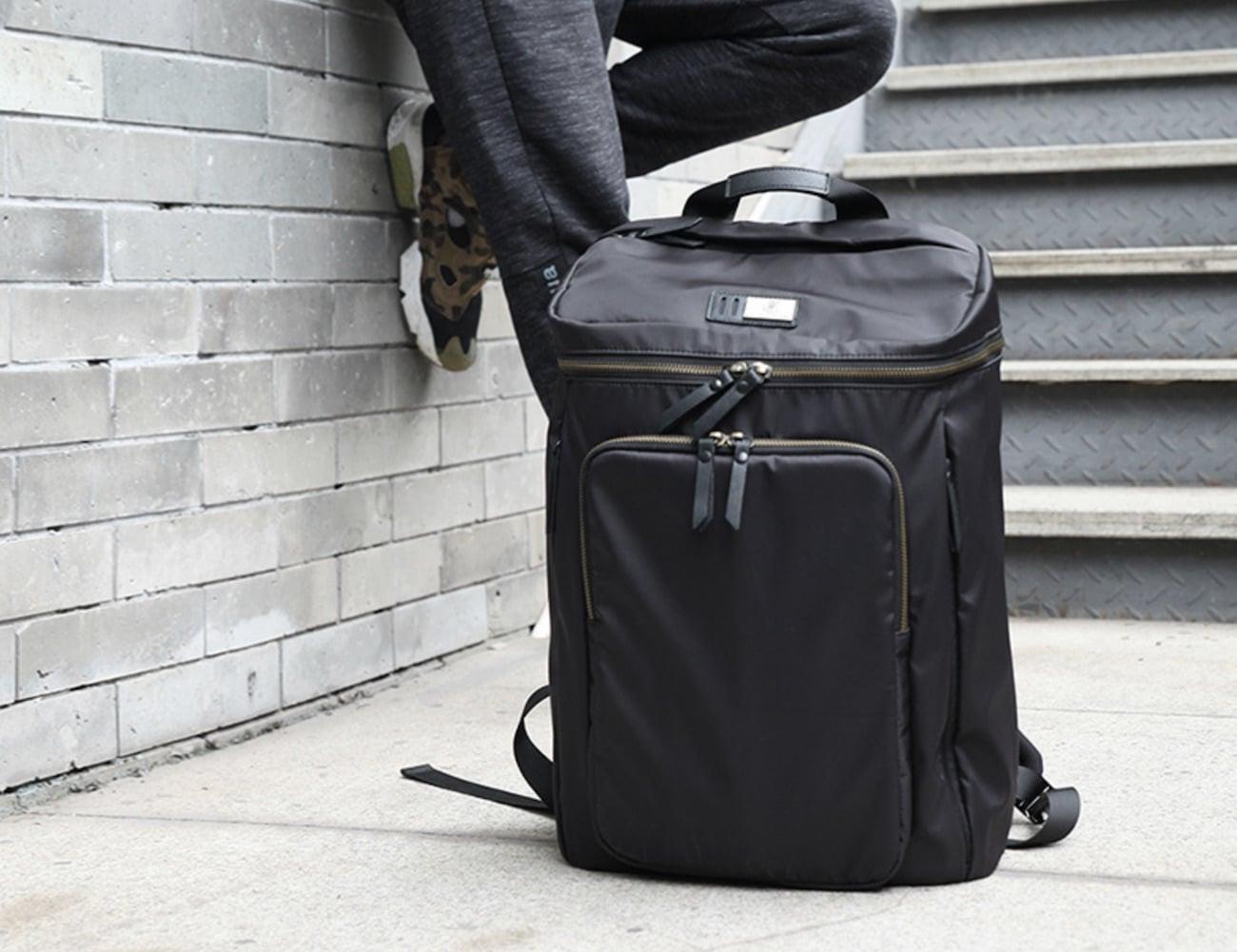 Anti-Theft Waterproof Spacious Backpack
