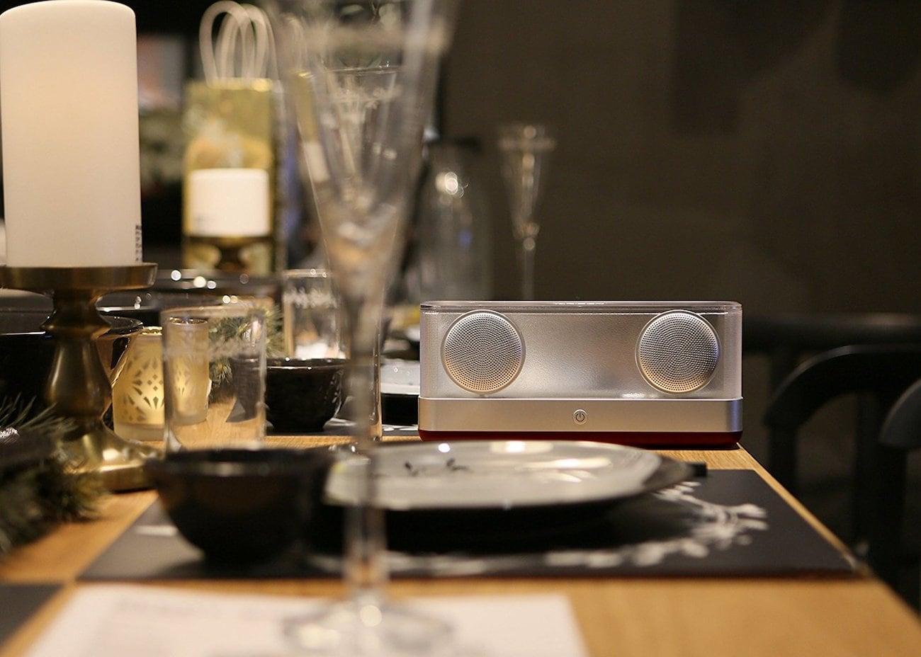 Arisen WindBox R Transparent Bluetooth Speaker