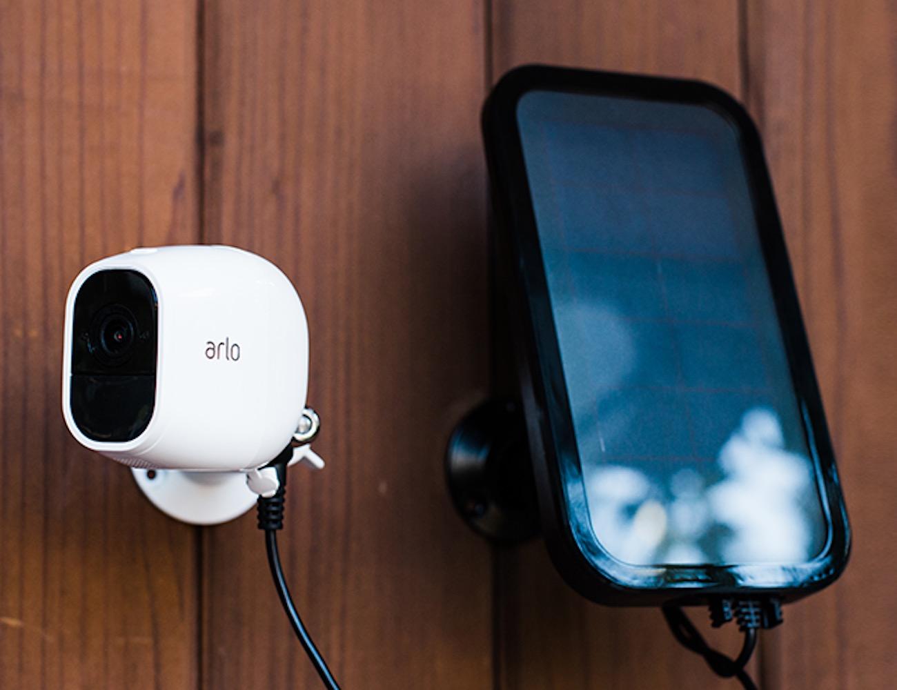 Arlo Pro 2 Smart HD Security Camera by NETGEAR