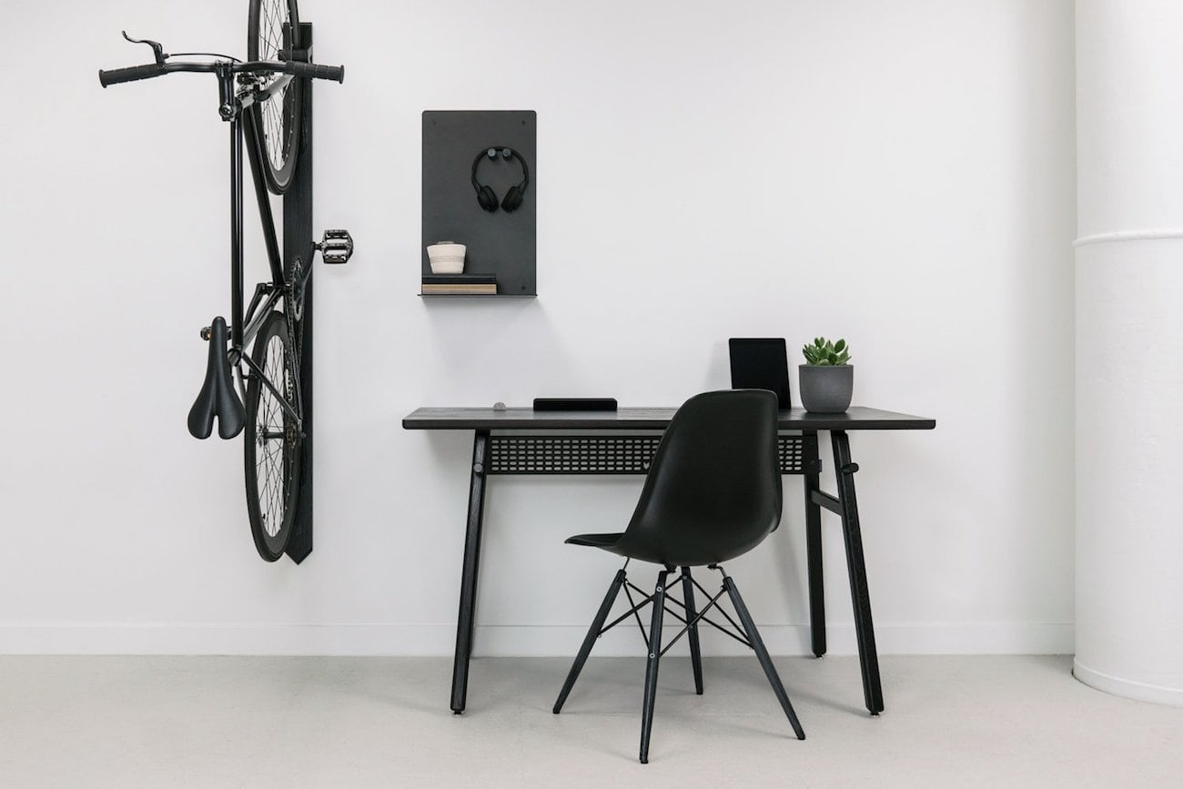 page black all design office creating ideas desk chairs useful small for and part