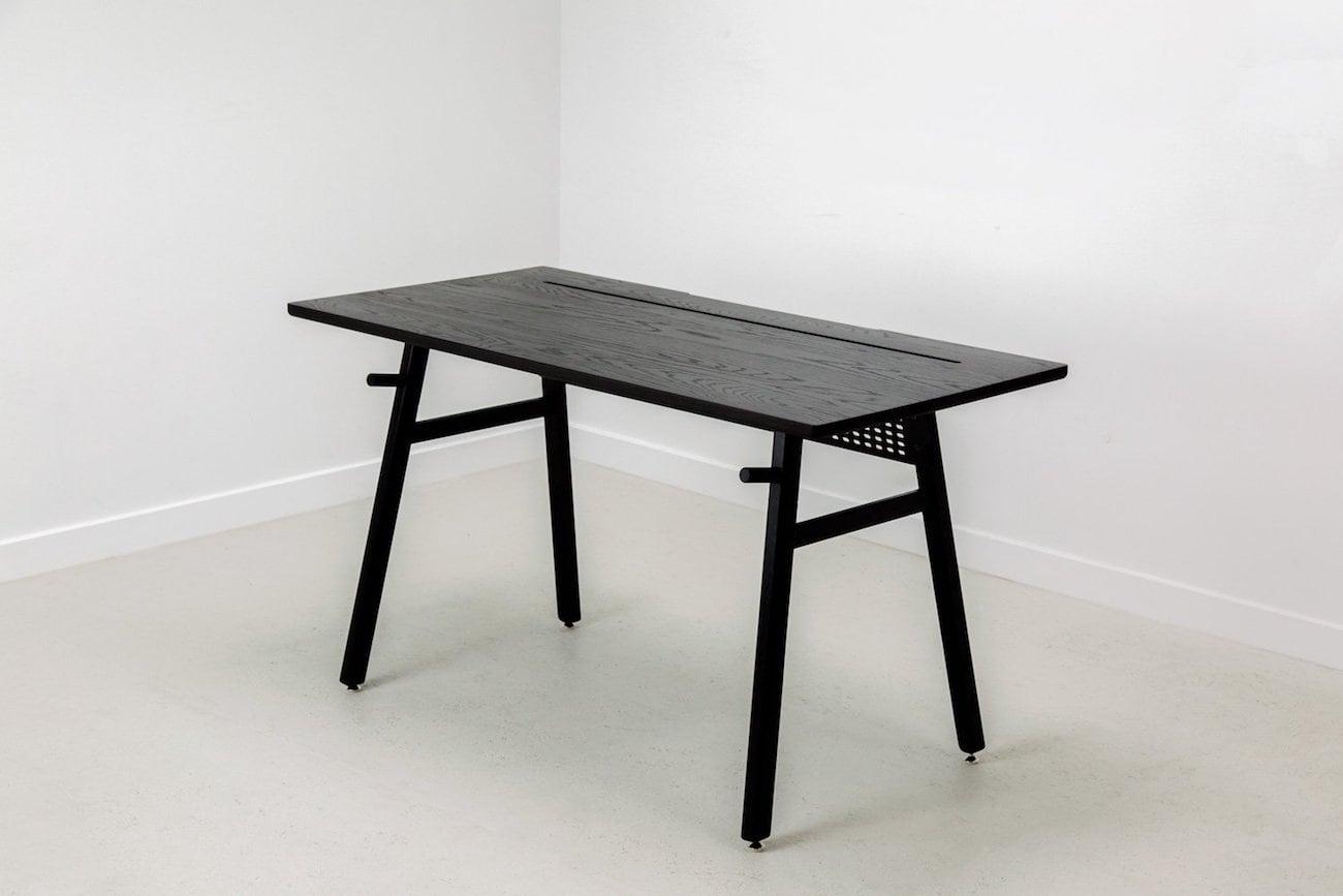 Artifox Minimalist Desk 02 Black Edition