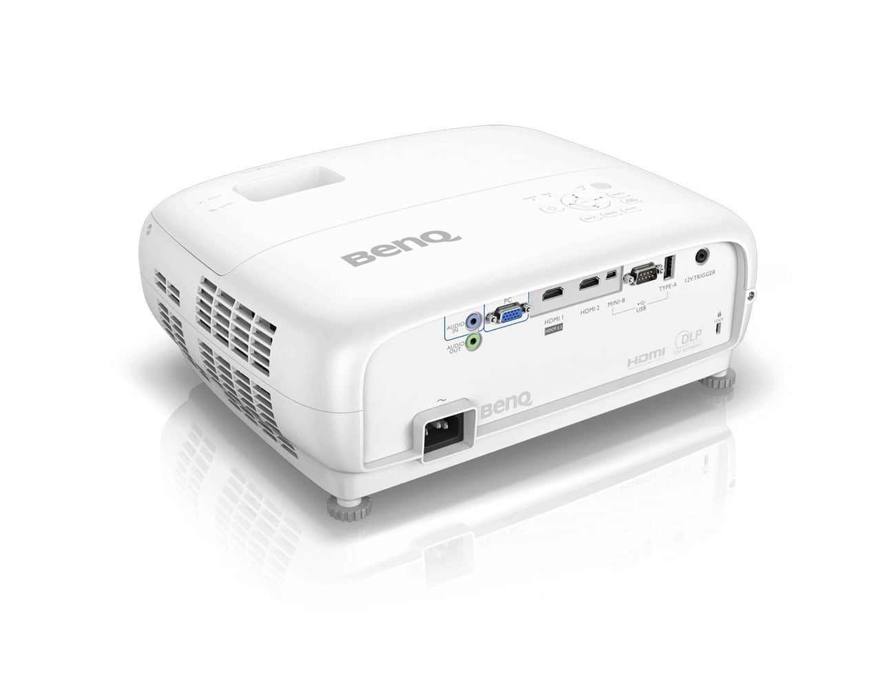 BenQ CineHome W1700 Affordable 4K Projector