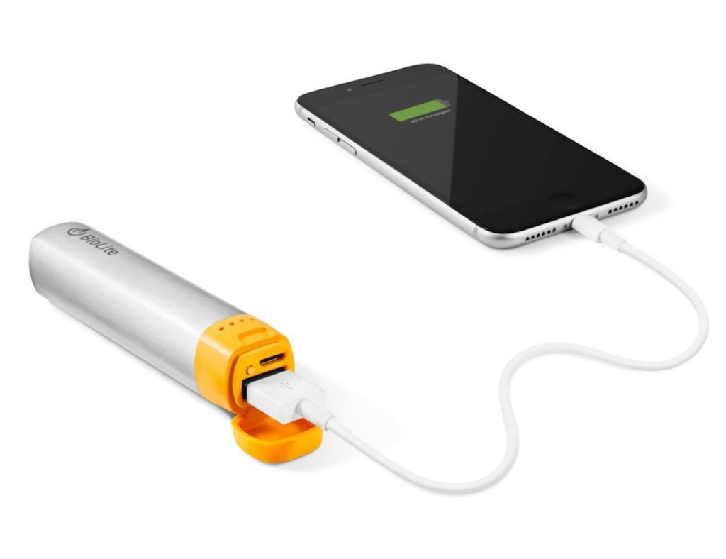 BioLite Charge 10 Portable Power Bank