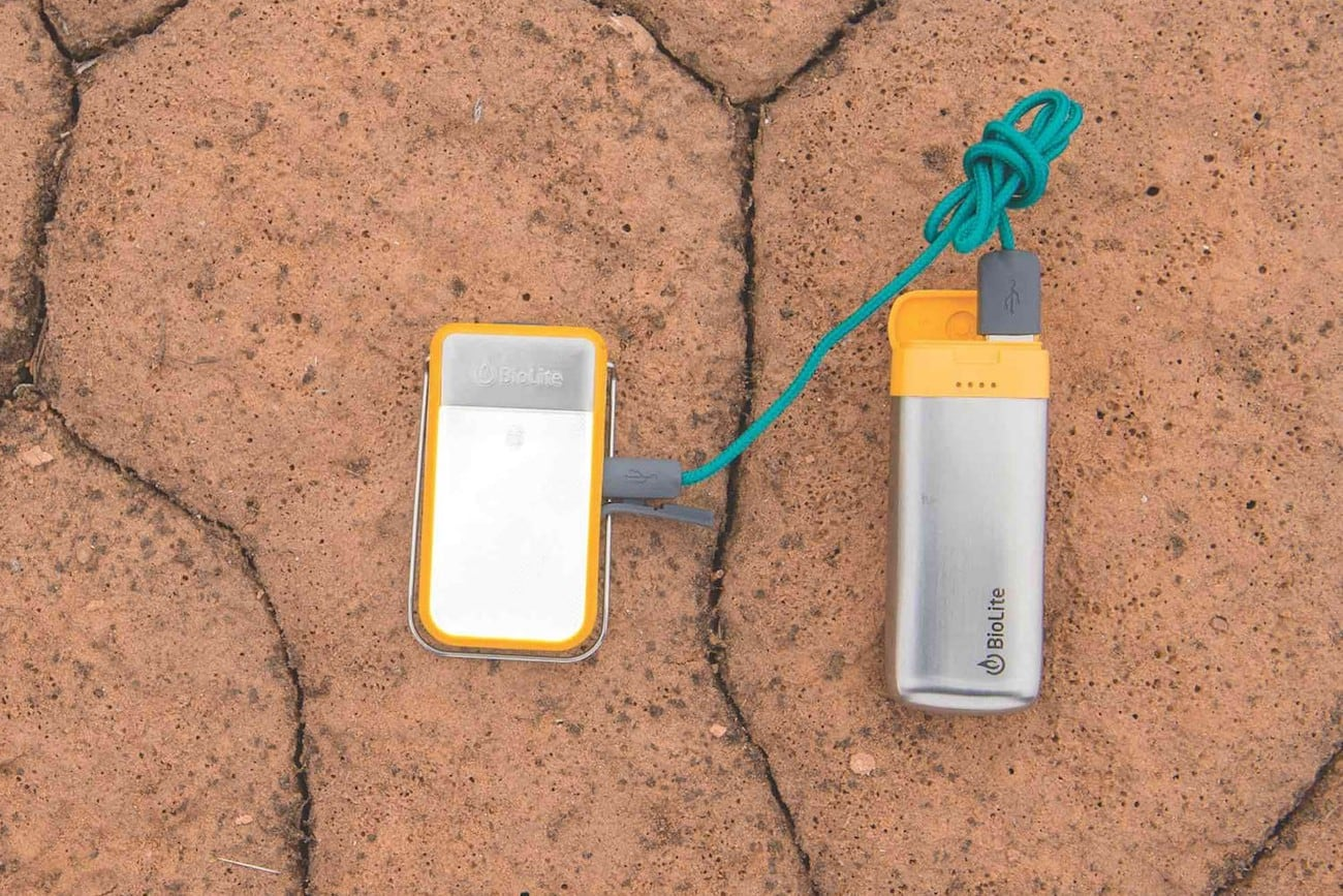 BioLite Charge 20 Portable Power Bank