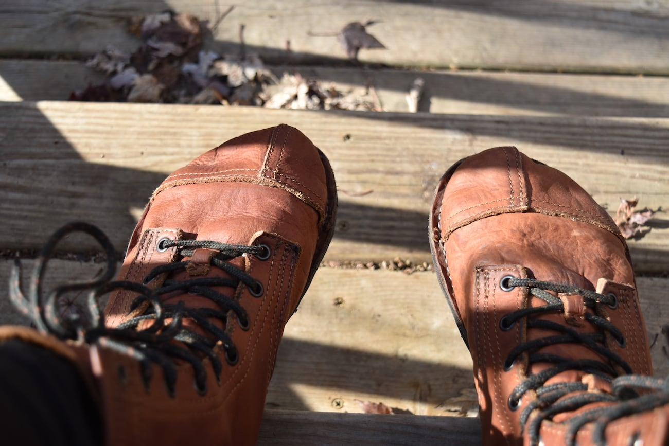 Bison Boots Handcrafted Leather Boots
