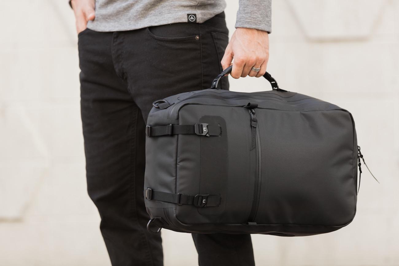 Black Ember Citadel Collection Modular Backpack